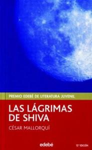 ¡Opiniones de libros! Cesar-mollorqui-las-lagrimas-de-shiva-184x300